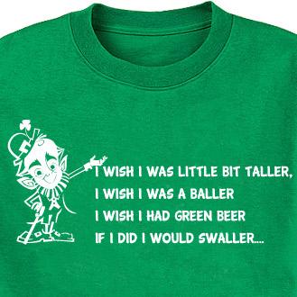 st day shirt
